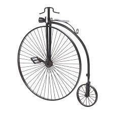 metal bicycle wall d cor on metal bike wall art with metal bicycle wall d cor reviews joss main