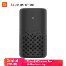 <b>Original Xiaomi Ai</b> Xiaoai Bluetooth Speaker Pro AI Bluetooth 4.2 ...