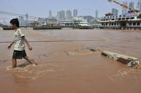Why is the Yangtze River brown? - Quora