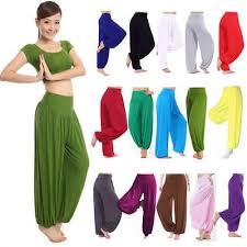 women s harem pants baggy yoga dance indian vine loose cal bobo trouser us