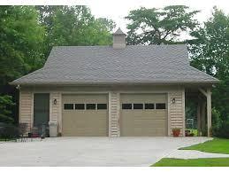 2 car garage plan 006g 0052