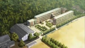 Japan School Design Japan School Layout In 2020 School Building Design