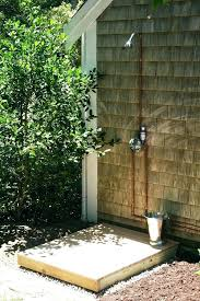outdoor shower fixtures outdoor shower fixtures home depot image of outdoor shower fixtures copper bathrooms designs outdoor shower fixtures