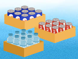 Recycling Plastic Bottles How To Recycle Aluminum Cans And Plastic Bottles And Earn Cash