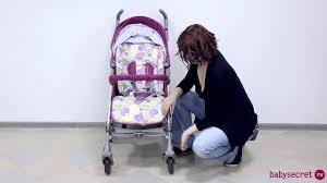 Обзор по <b>коляске Happy Baby</b> Nicole - YouTube