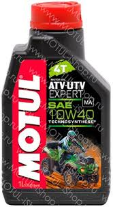 <b>Масло</b> для квадроциклов <b>MOTUL ATV</b>-<b>UTV</b> EXPERT 10W-40 ...