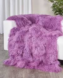 exquisite missoni home oswin purple color 49 throw blankets