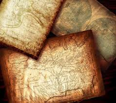 old maps old books perfect bo