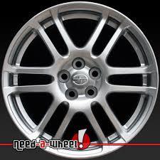 Scion Tc Bolt Pattern Best 4848 Scion TC Wheels Light Hypersilver Rims 48