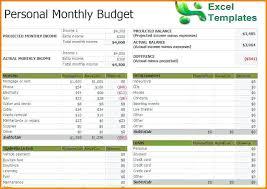Budget Excel Template Mac Budget Worksheet Template For Mac Potpot Info