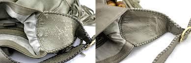 gucci scuffed leather repair