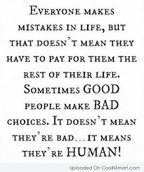 Mistake Quotes And Sayings Images Pictures CoolNSmart Custom Mistake Quotes
