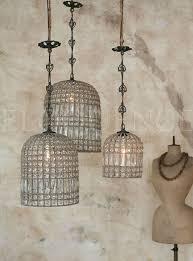 lighting chandeliers eloquence small birdcage chandelier cottage haven interiors