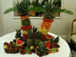 Cheese And Fruit Platter Wedding Display  Add Your Favorite Fruit Fresh Fruit Tree Display