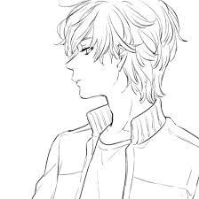 あままつ On Twitter オリジナルの男の子をなかなか描かないのは髪型