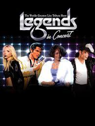 Tropicana Theater Las Vegas Nv Legends In Concert