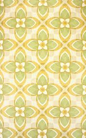 Papier Peint Géométrique Vert Vintage Wallpapers