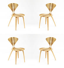 cherner furniture. Cherner Chairs (set Of 4) - An Original Norman Chair Furniture