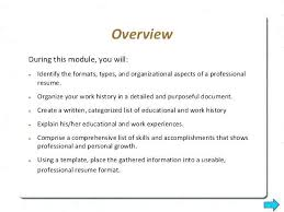 Three Types Of Resumes Nmdnconference Com Example Resume And