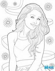 Nice Looking Jojo Siwa Coloring Pages Line Drawing By