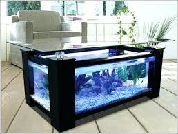 desk fish tank office large size of office desk aquarium desktop tanks with daytime nighttime led