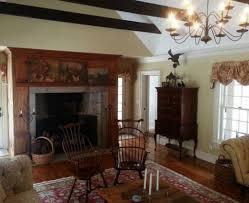 Homes Interiors Interiors Colonial Exterior Trim And Siding - Homes and interiors