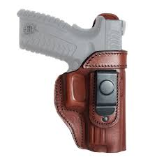 falco iwb leather holster right hand brown cz 75 85
