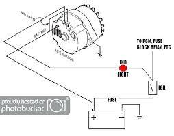 3 Wire Gm Alternator Schematic Reading Industrial Wiring