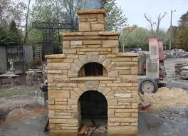 Photo 4 of 6 Fireplace With Pizza Oven Above Gallery #4 Outdoor Fireplace  With Pizza Oven Fireplace With Pizza