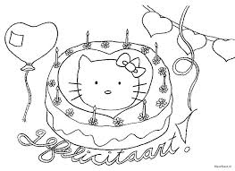 Kleurplaat Poes Kerst Suesse Sitzende Katze Ausmalbild Malvorlage