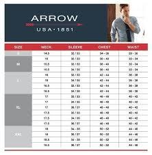 Mens Arrow Classic Fit Fineline Striped Wrinkle Free Dress