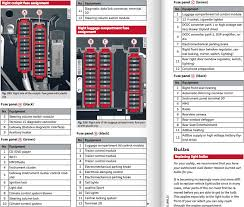 audi a b fuse box diagram audi printable wiring diagram fuse box mapping for dashcam audiworld forums source