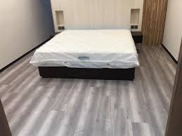 singapore stone polymer composite spc vinyl flooring self system 6 5mm per