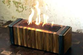 indoor ethanol fireplace diy