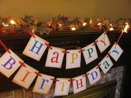 make your own birthday banner happy birthday banner primary colors party by inspirationalbanners