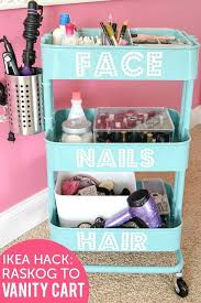 how to make a makeup organizer makeup storage beautiful best bathroom and vanity essentials images on