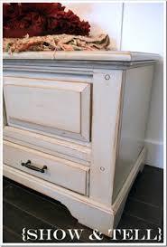 How to Antique Furniture DIY Antiquing Furniture Decorated Life