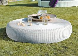 outdoor coffee table with storage round white coffee table round outdoor coffee table rattan round coffee