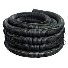 4 in x 250 ft corex drain pipe solid