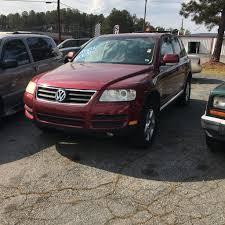 Red Volkswagen Touareg For Sale ▷ Used Cars On Buysellsearch