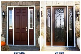 Entry Door Sidelights Design Ideas Remarkable White Entry Doors With