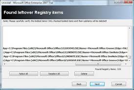 office uninstaller uninstaller overcomes office 2007s error 1310 cnet