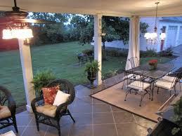 concrete slab patio makeover.  Makeover To See The Full Reveal Of Our Decorated Back Patio Click HERE With Concrete Slab Patio Makeover 0