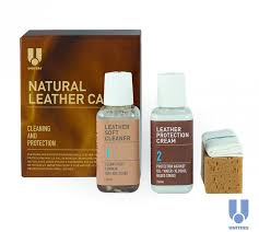 for the all in one gentle care of your aniline leather furniture uniters natural leather care kit is what you need perfect for regular cleaning and