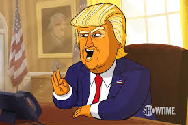 Stephen Colbert's Donald Trump cartoon series trailer released | EW.com