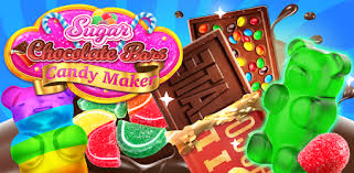 <b>Sweet Rainbow</b> Candy Cooking & Chocolate Candy Bars - Apps on ...