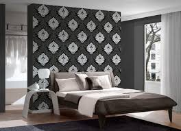 Black Wallpaper – Bold Glamour for an Eye-Catching Space – BURKE DECOR