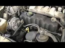 ford tempo under the hood talk cold start