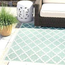 8x10 indoor outdoor area rugs outdoor rugs outdoor area rugs ocean port light turquoise indoor