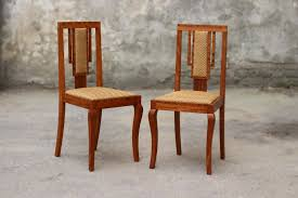 styles of antique side chairs art deco style dining chairs